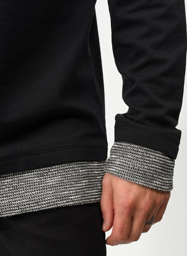 Bisiklet Yaka Sweatshirt-People By Fabrika
